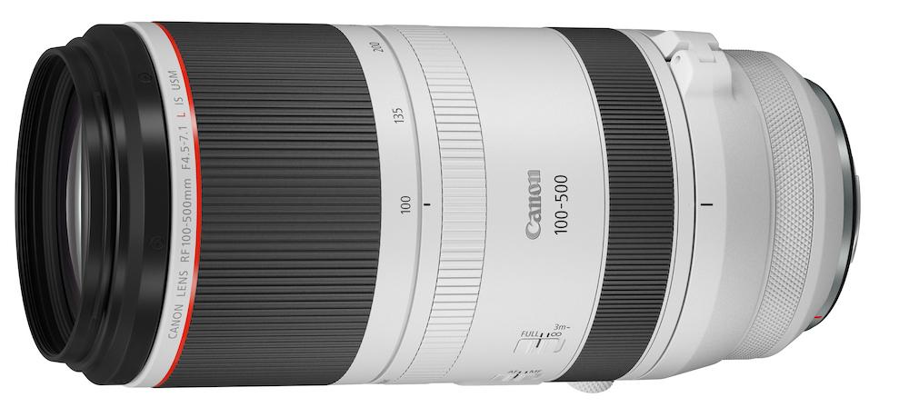 Kliknij obrazek, aby uzyskać większą wersję  Nazwa:Canon-RF-100-500mm-Lens.jpg Wyświetleń:166 Rozmiar:215,9 KB ID:3922